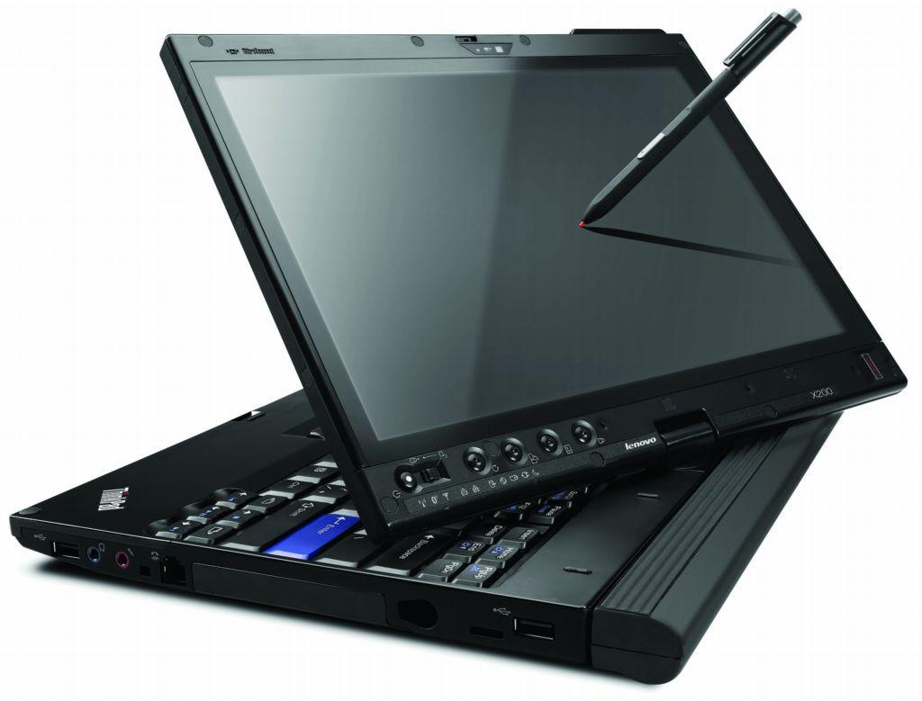 Nowy notebook Lenovo ThinkPad X200s i Lenovo ThinkPad X200 tablet ...