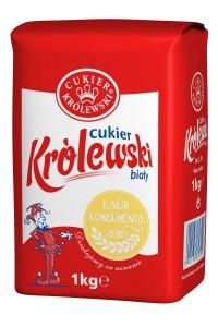 1 Beatrycze Grela, Cukier Królewski, Złoty Laur Konsumenta 2010