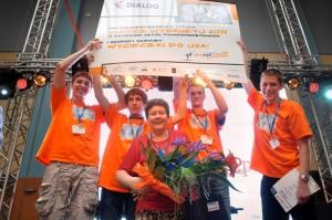 Wyniki finału V edycji DialNet Masters – Mistrzowie Internetu 2011 z Gdyni i Radomia