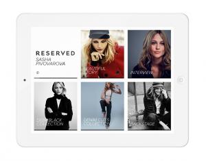 1 iPad, Reserved, Sasha Pivovarova