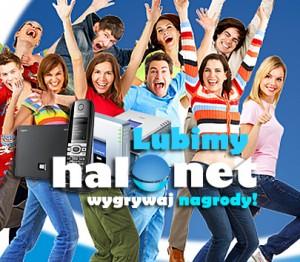 Jeśli lubisz HaloNet możesz wygrać minuty i sprzęt VoIP za 1 zł