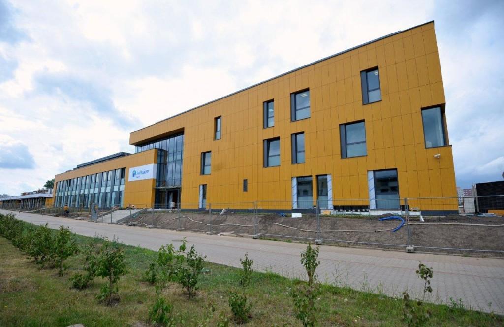 1 Etis, LG, Swissmed, Swissmed Centrum Zdrowia