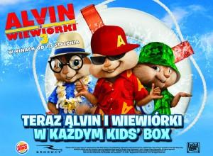 1 Bartosz Jędrasiak, Burger King, Kids' Box