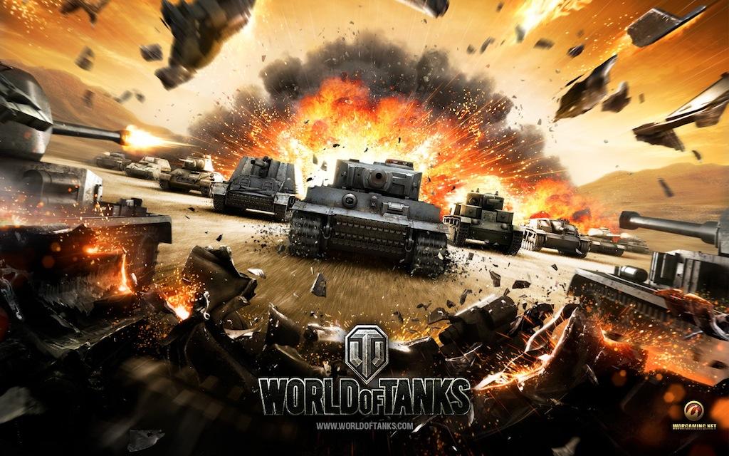 1 Playlink, World of Tanks