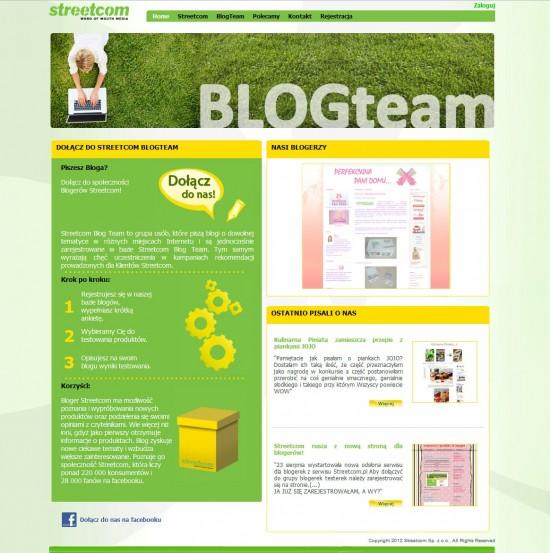 1 Streetcom Blog Team, Streetcom Polska, Streetcom.pl