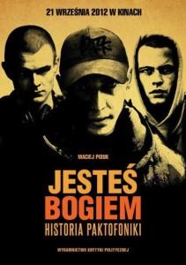 1 Cinema City, Jesteś Bogiem, Leszek Dawid