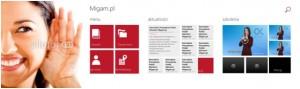 1 Microsoft, Migam.pl, Olgierd Kosiba, Przemek Kuśmierek, Windows Azure for BizSparkPlus