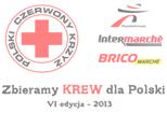 1 Bricomarché, Eliza Orepiuk-Szymura, Grupa Muszkieterów, Intermarché, Jerzy Zaborowski, Polski Czerwony Krzyż, Zbieramy krew dla Polski
