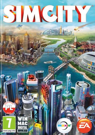 Okładka SimCity