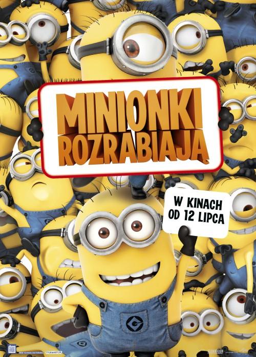 Cinema City_Minionki rozrabiają