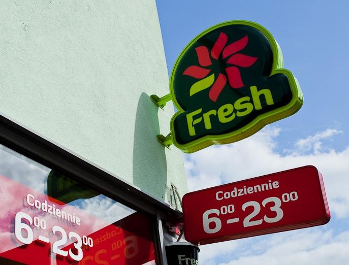 1 Freshmarket, Jacek Roszyk, Żabka