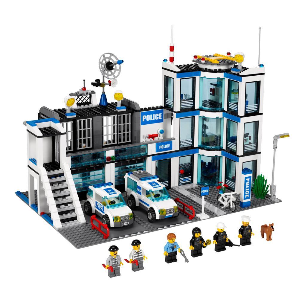 1 LEGO City, LEGO Friends, prezenty dla dzieci