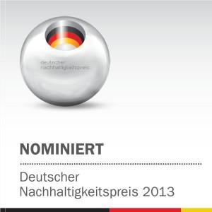 Logo DNP Nominiert