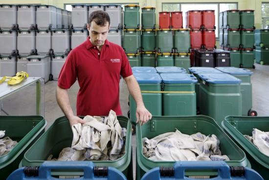 MEWA Textil-Service AG & Co. Lauenburg OHG