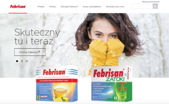 1 byss.pl, Falvit, Febrisan, Takeda Polska