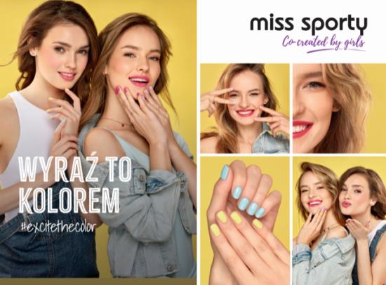 1 KAMIKAZE, Miss Sporty