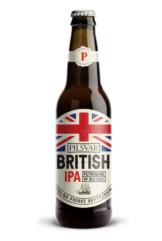 1 Pilsvar British IPA, Pilsweizer