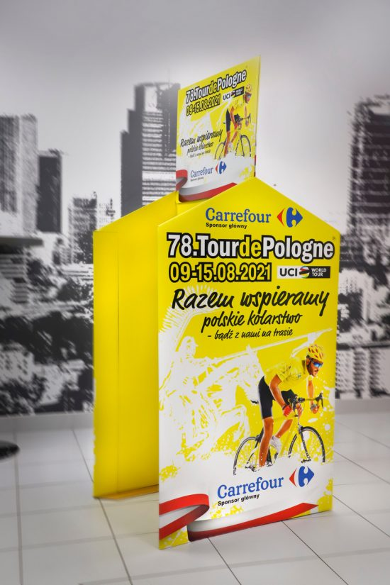 1 Carrefour Polska, Tour de Pologne